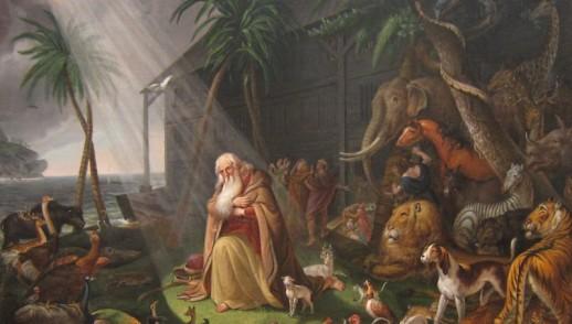 Za dní Noacha