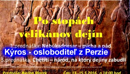 2. Kýros - osloboditeľ z Perzie (VELIKÁNI DEJÍN)