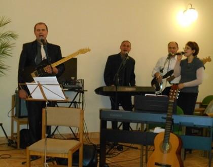koncert Sárospatak