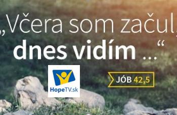Počúvajte a pozerajte - Hope TV.sk