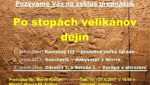 Dáreios I. a Xerxés I. - Európa v ohrození (Po stopách velikánov Dejín)