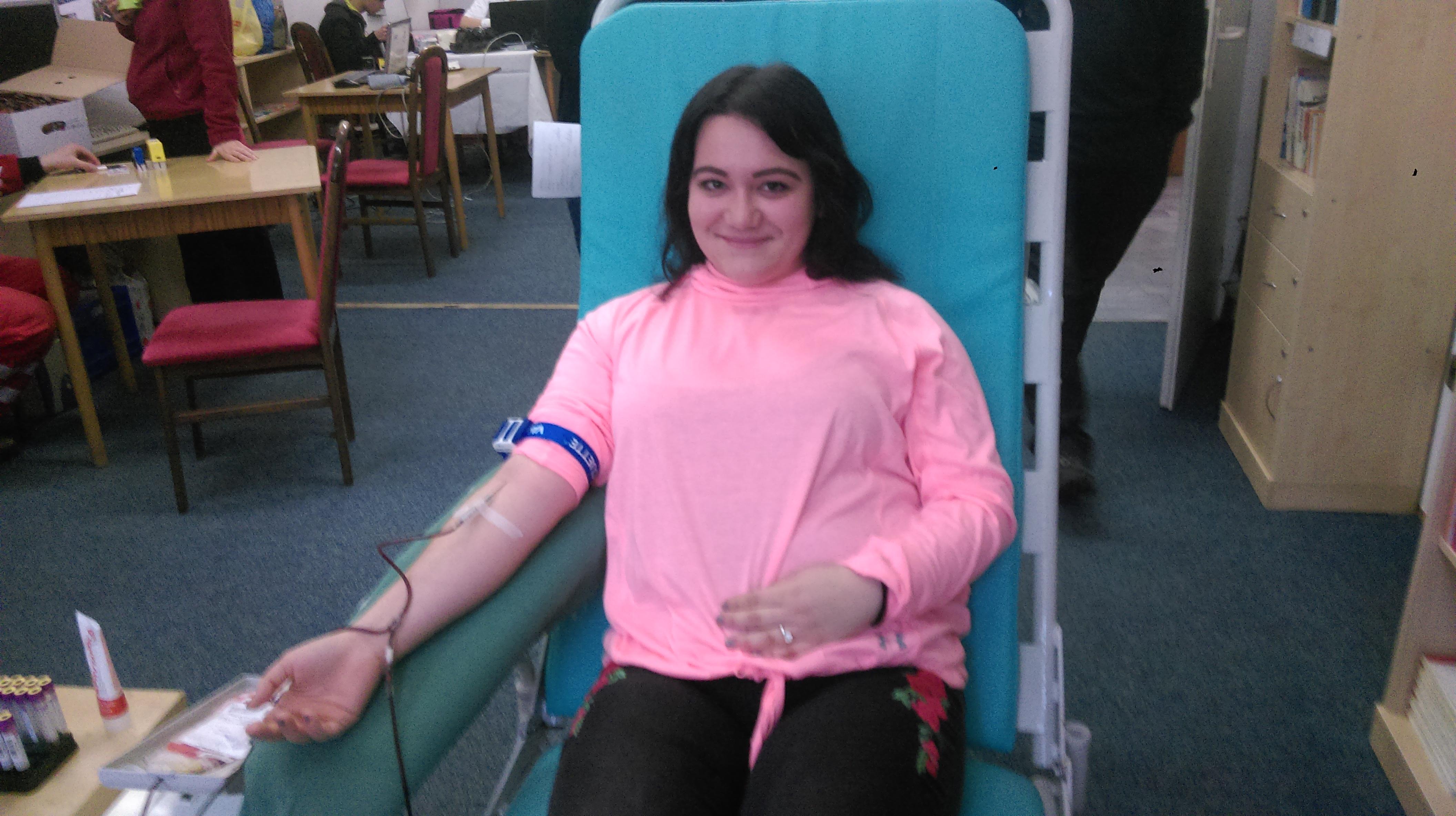 Jarný mobilný odber krvi 2018