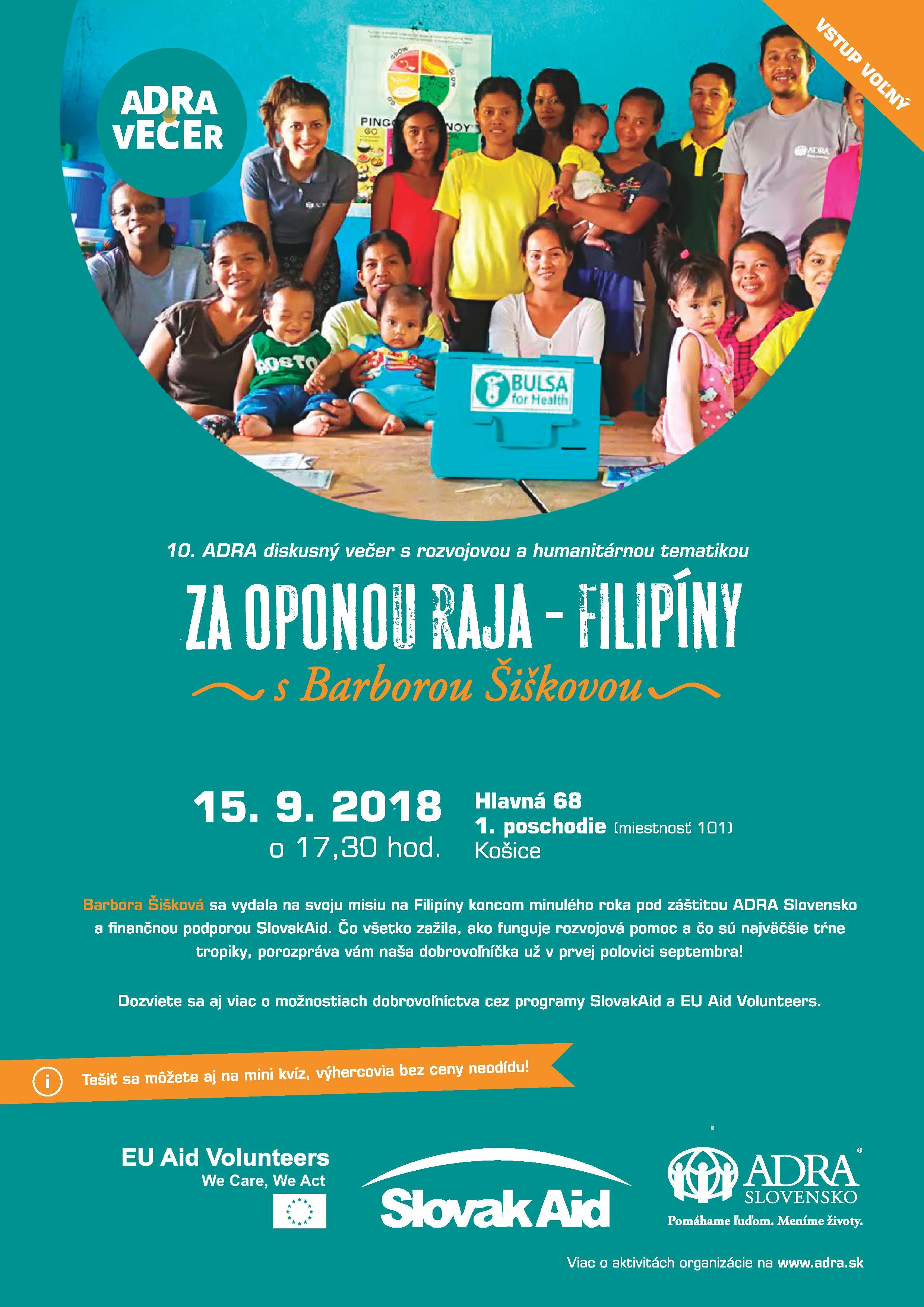 Za oponou raja - FILIPÍNY