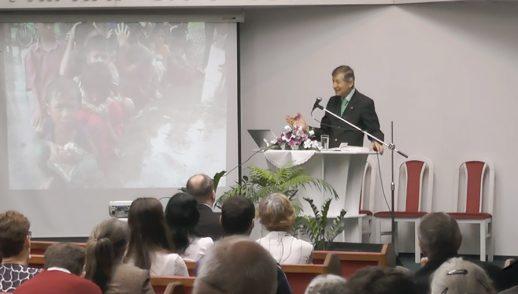 MUDr. Milan Moskala - Potřeba zdravotní evangelisace